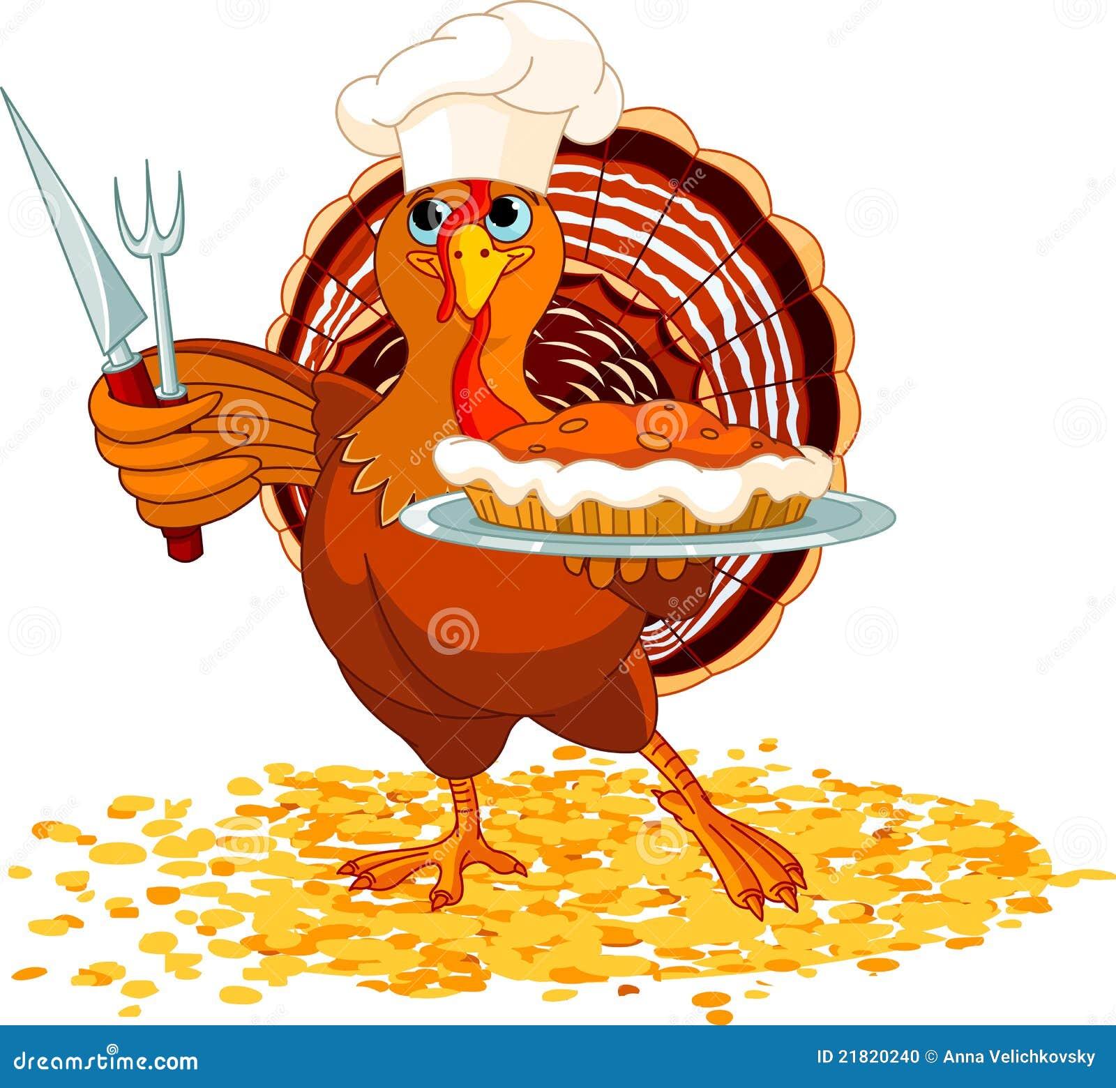 Turkey and Pie