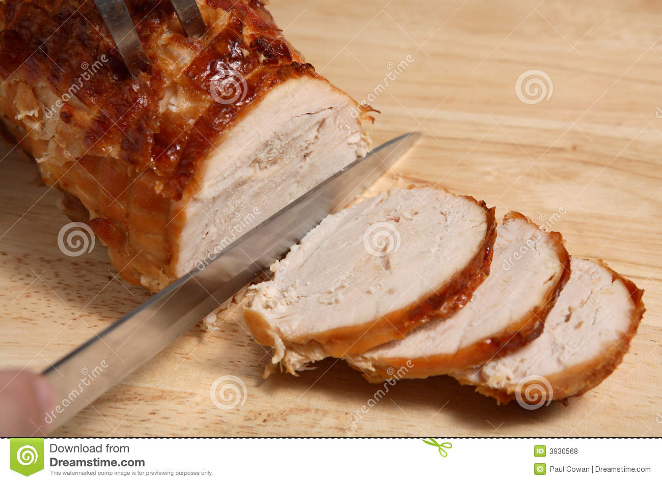 how to cook a turkey roll joint