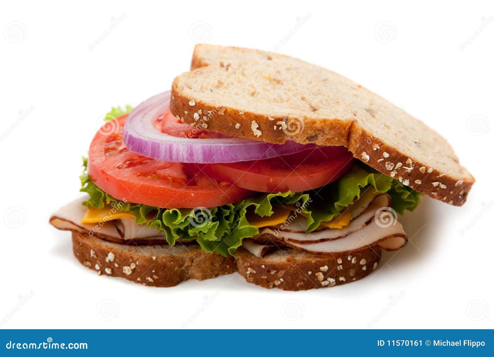 Healthy Fish Sandwich Fast Food