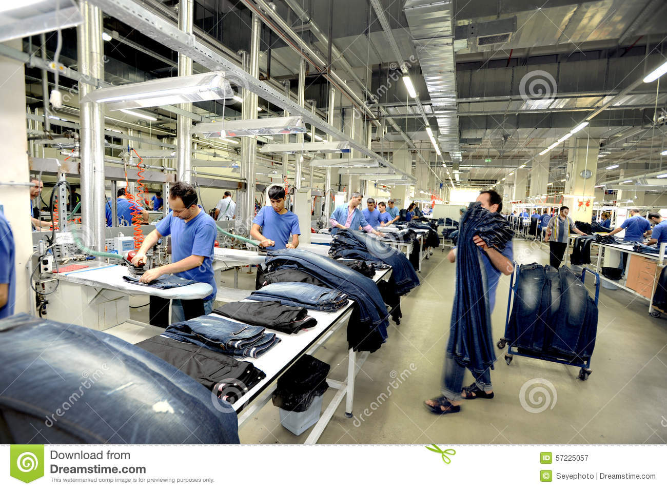 Turkey Textile sector editorial photography  Image of manufacturing