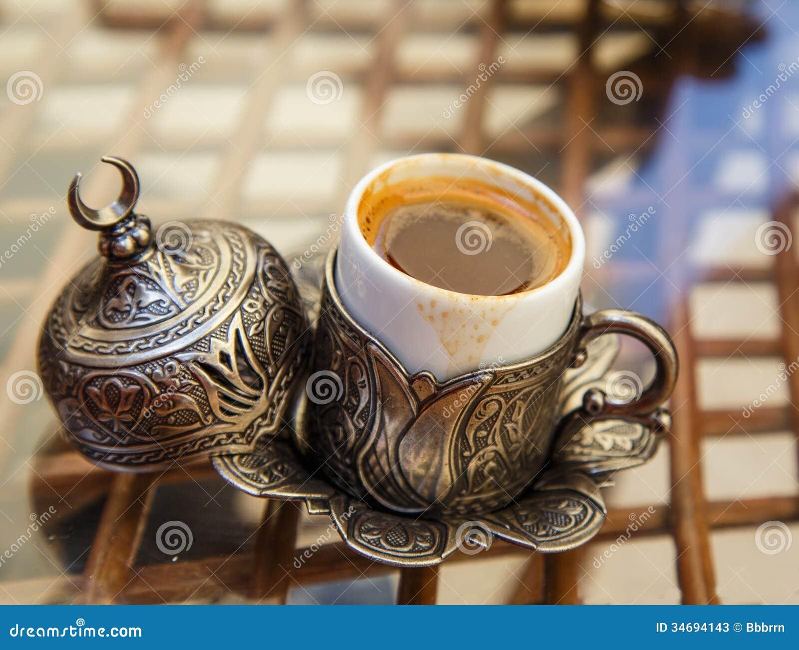 Turkish Coffee Stock Photos Image 34694143