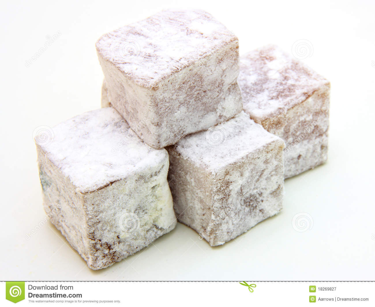 Turkish Delight (lokum) Confection Royalty Free Stock Photography ...
