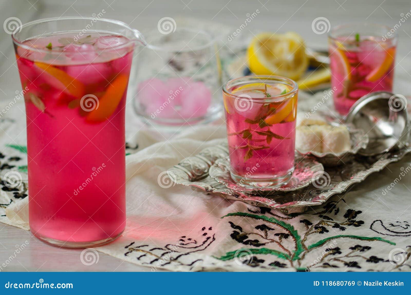 Shcherbet is a sweetness or a drink