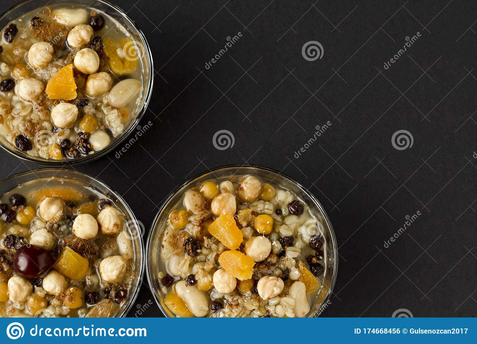 Turkish Dessert Asure Or Noah S Ark Pudding In Glass Bowls On Black Stock Photo Image Of Background Healthy 174668456 This is an updated searchable list of the ark item ids for players and server adminstrators from dlcs and pc, xbox, and ps4 platforms. dreamstime com
