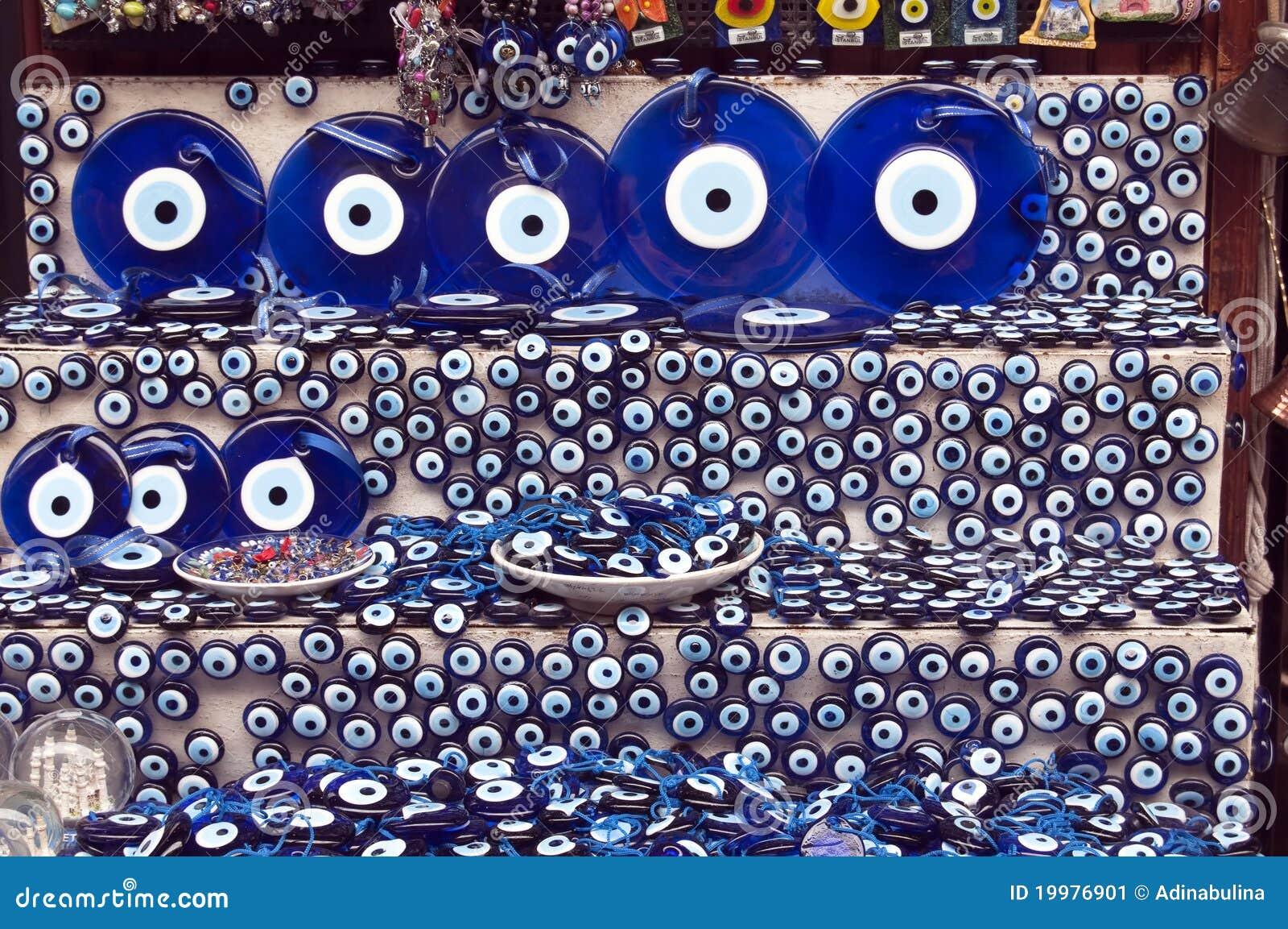 Turkish Evil Eye Stock Image Image 19976901