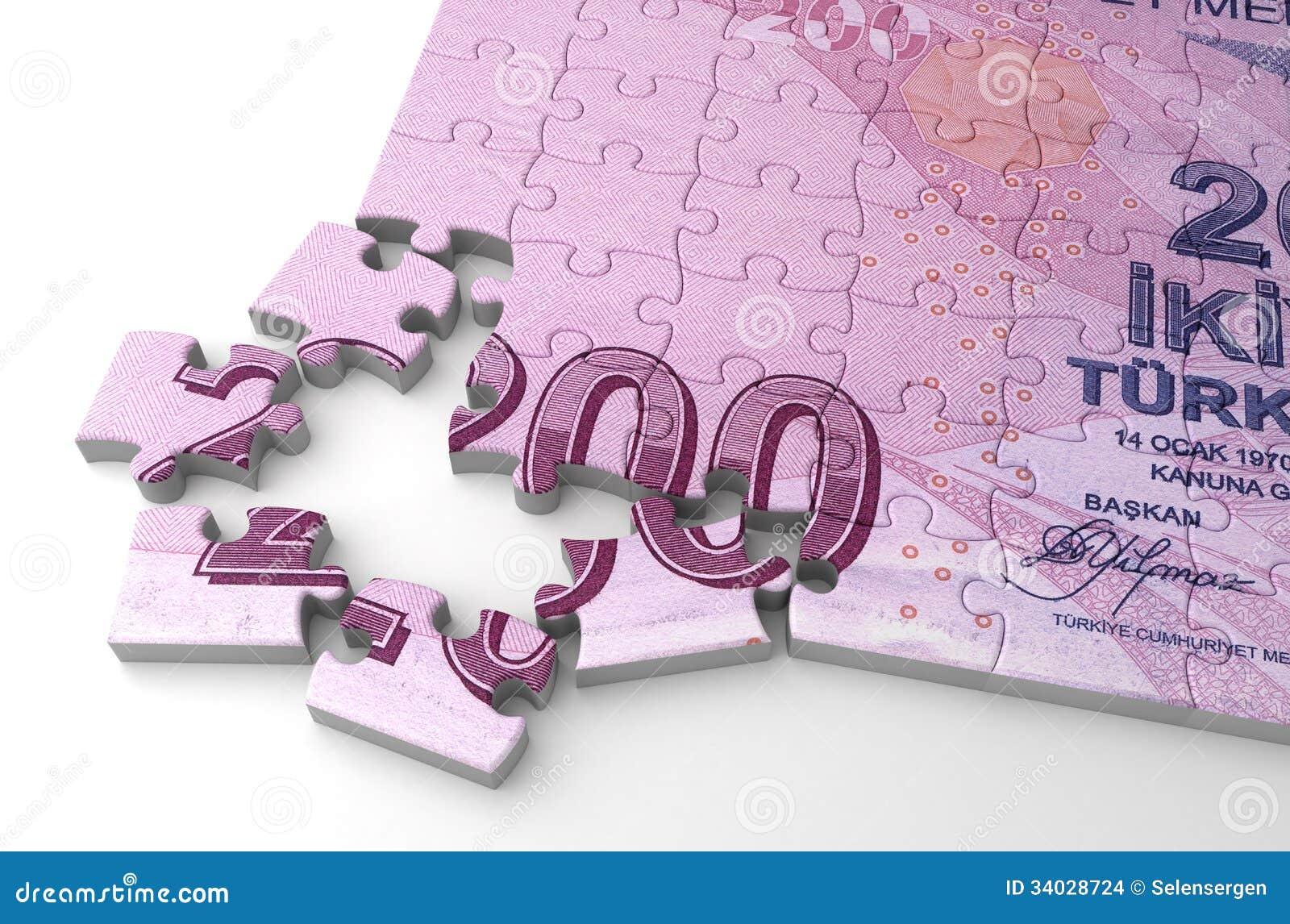 turkish coins crossword clue