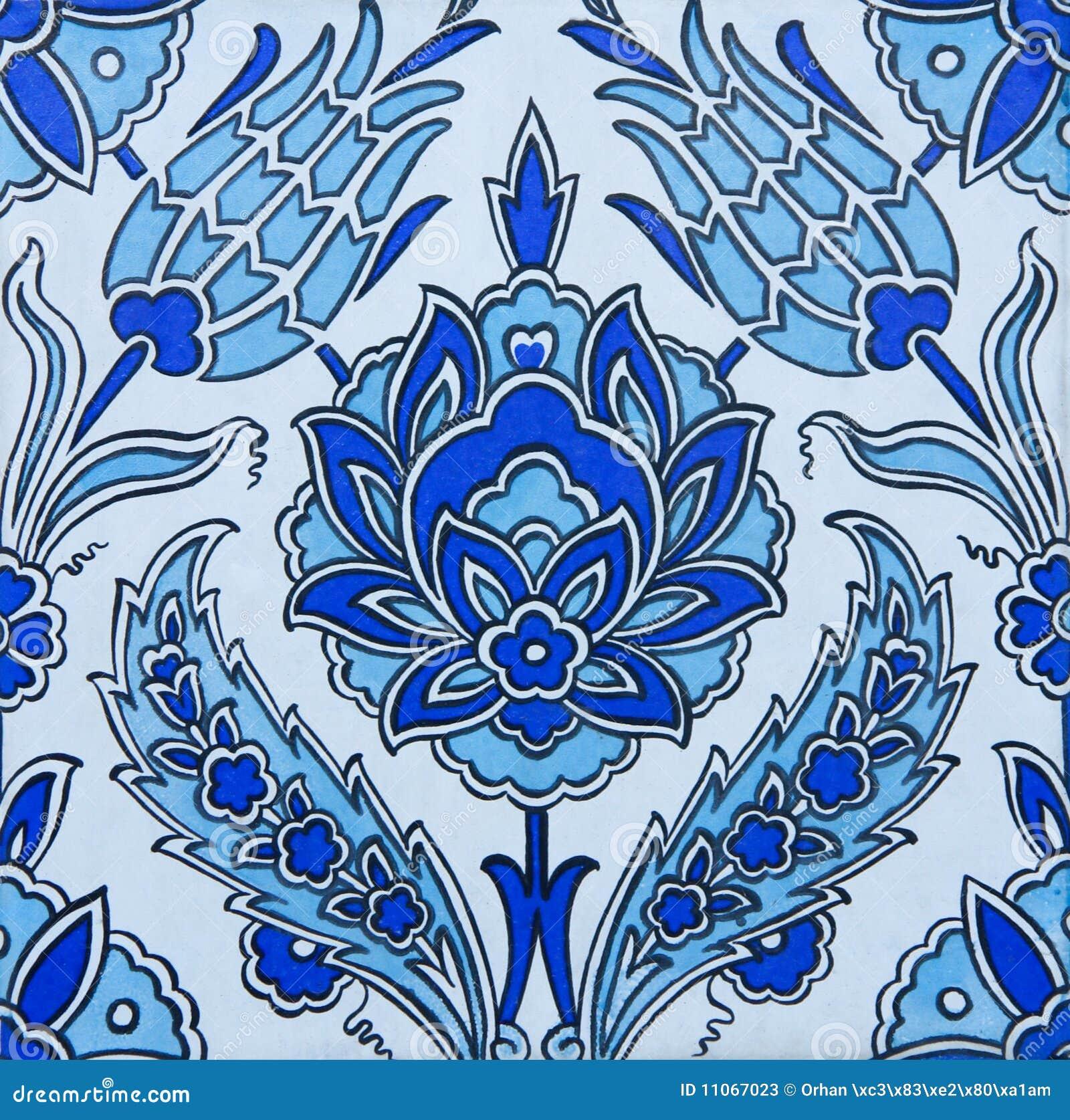 Turkish Tiles Stock Photos Image 11067023