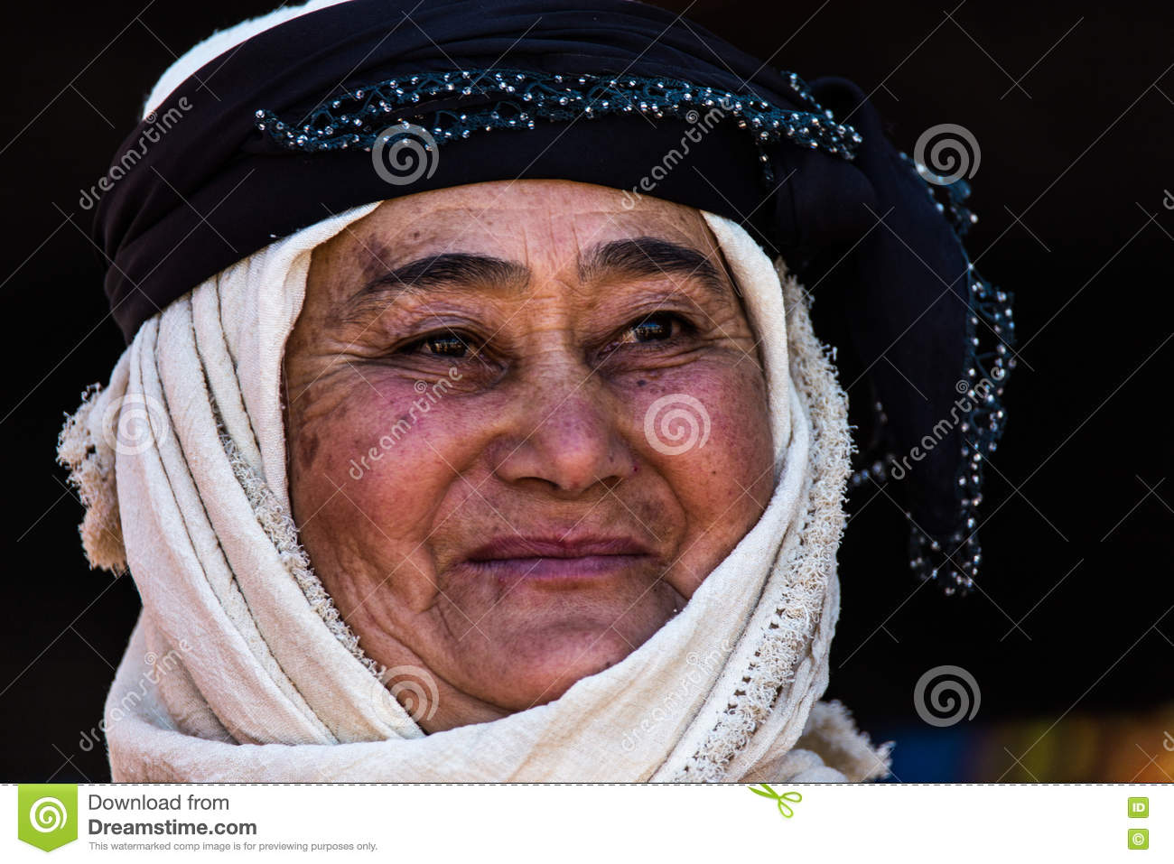 Turkish Woman Portrait Editorial Photography Image Of -2363