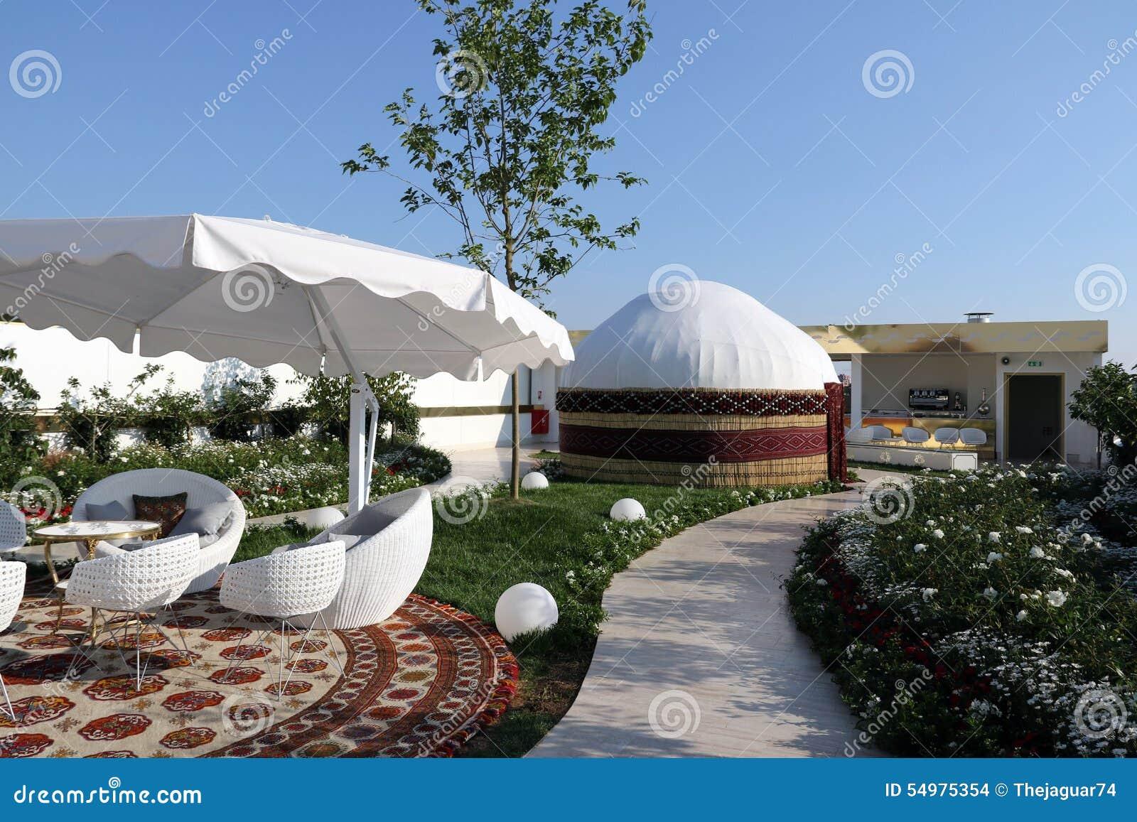 Turkmenistan paviljong Milan, milano expo 2015