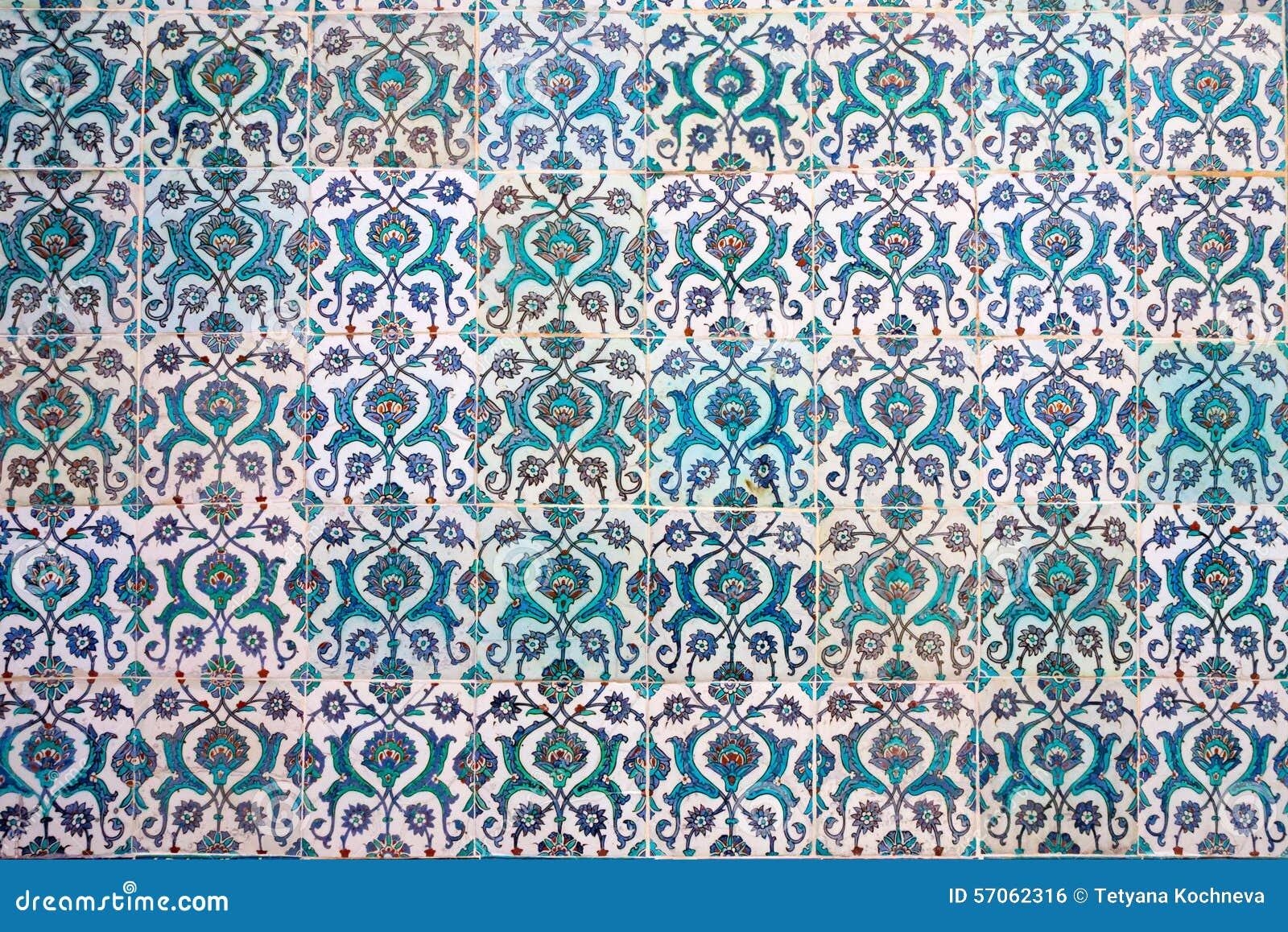 Turkse Keramische tegels