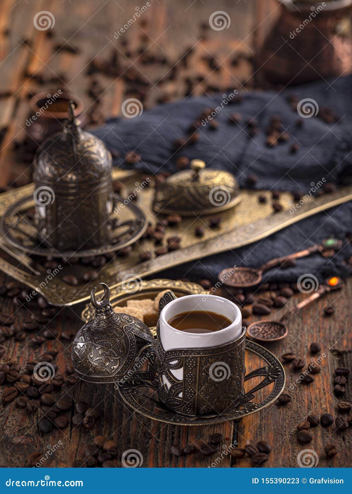 Turkse koffiekop