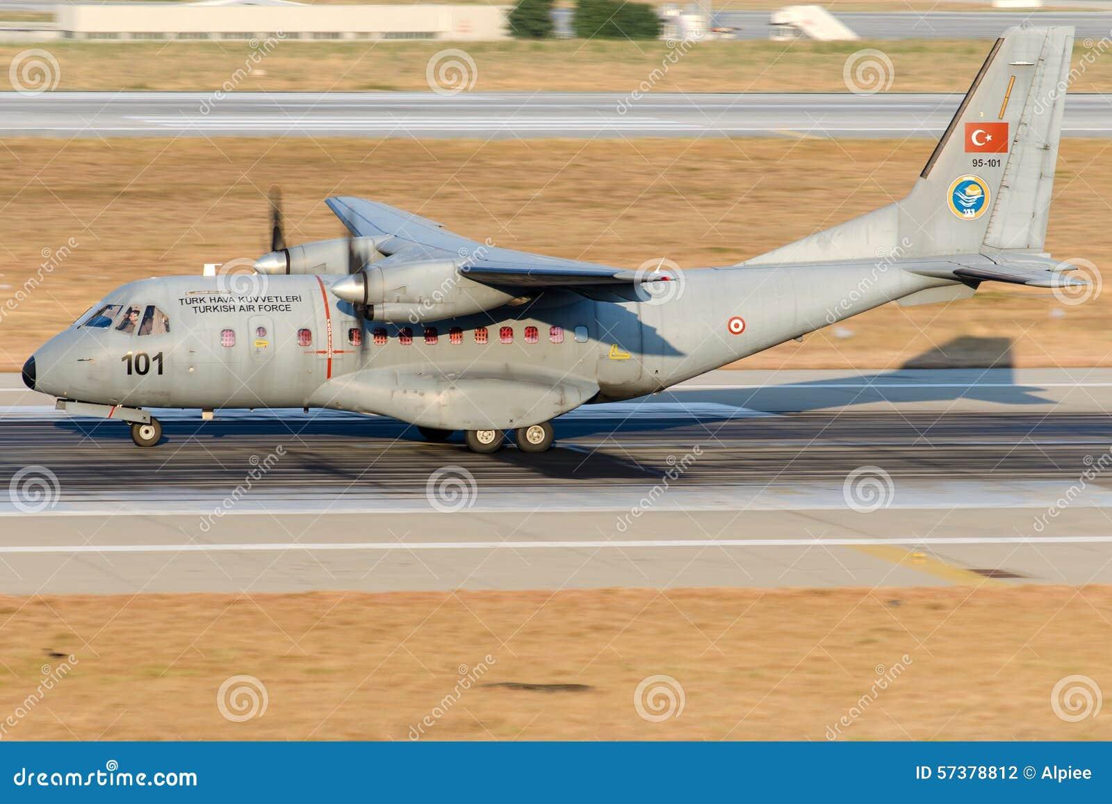 95-101 Turkse Luchtmacht, CASA cn-235m-100