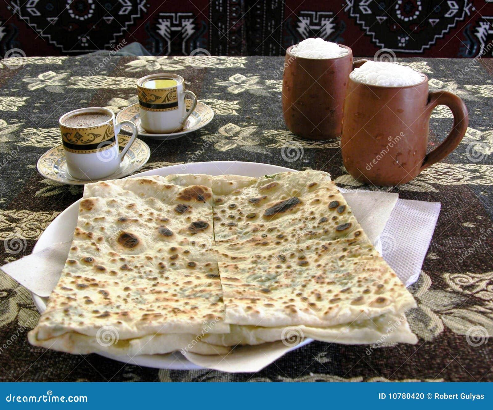 Turkse maaltijd
