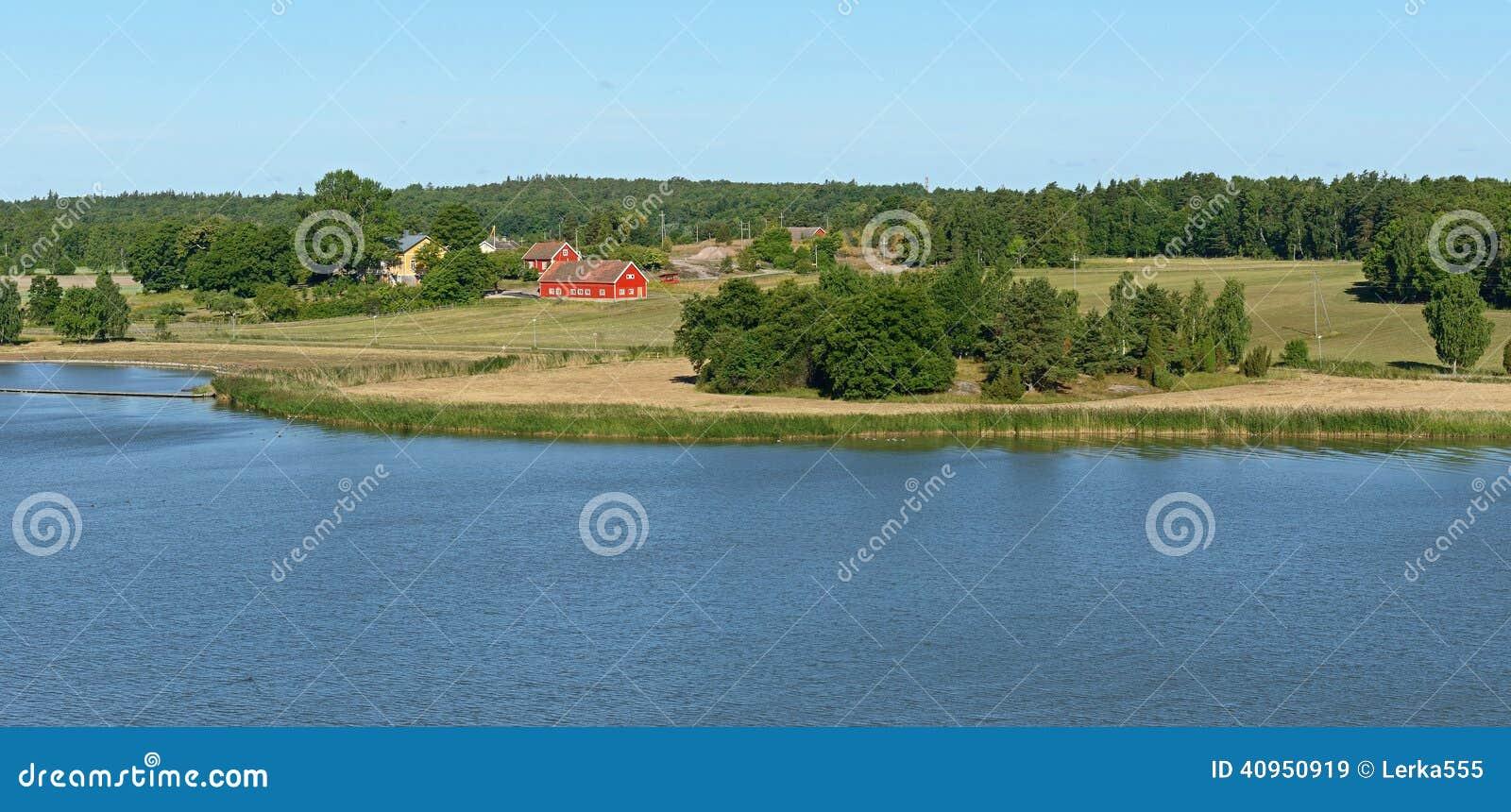 Download Turku Archipelago stock image. Image of nordic, outdoors - 40950919