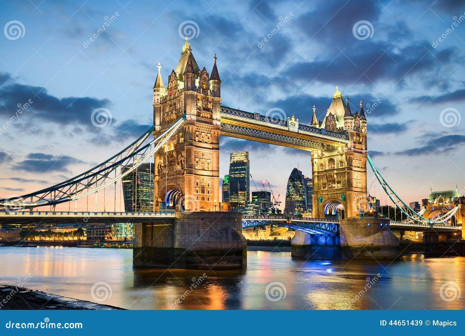 Turm-Brücke, London