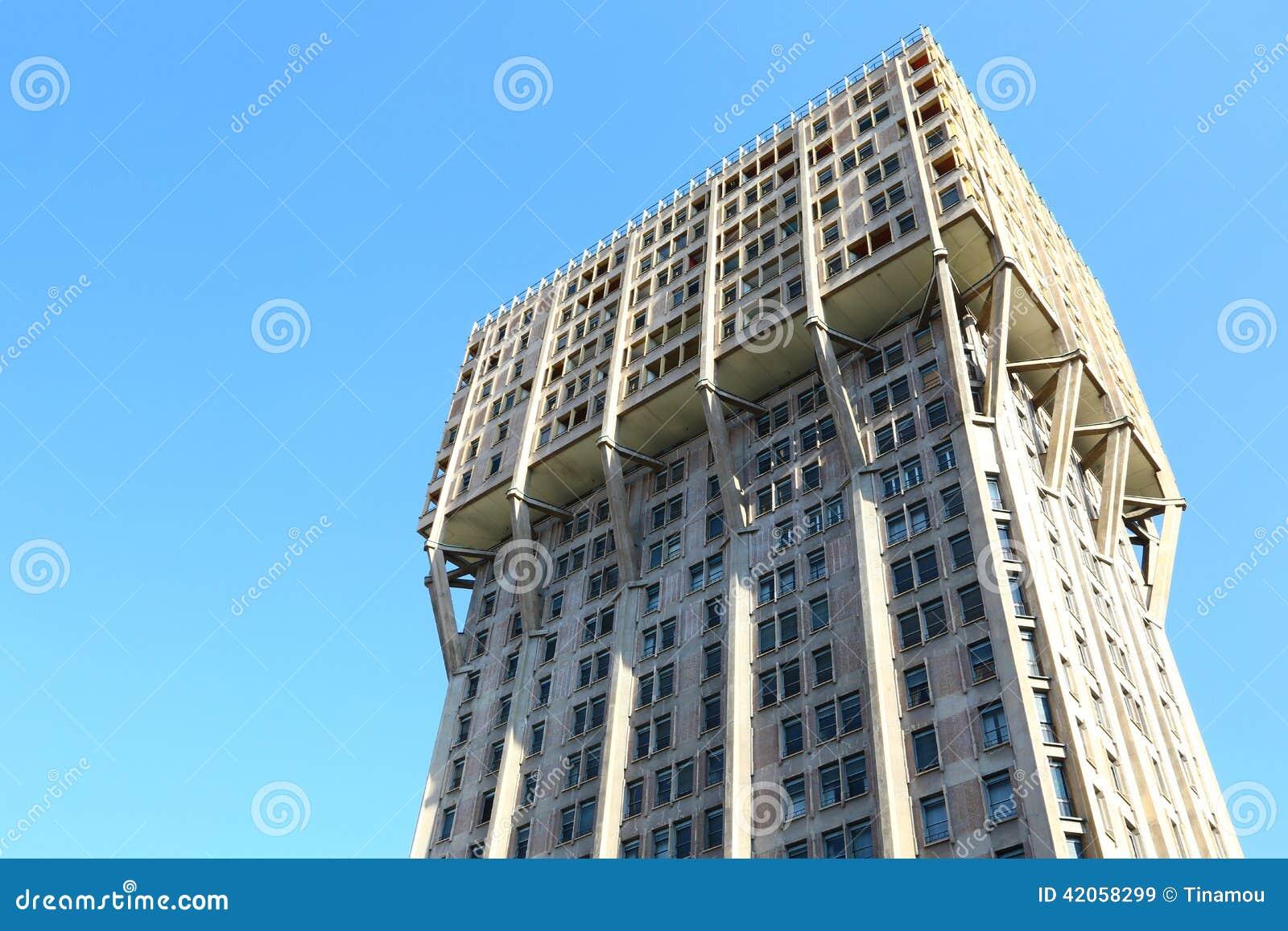 Turm velasca in mailand italien stockfoto bild 42058299 for Architektur mailand