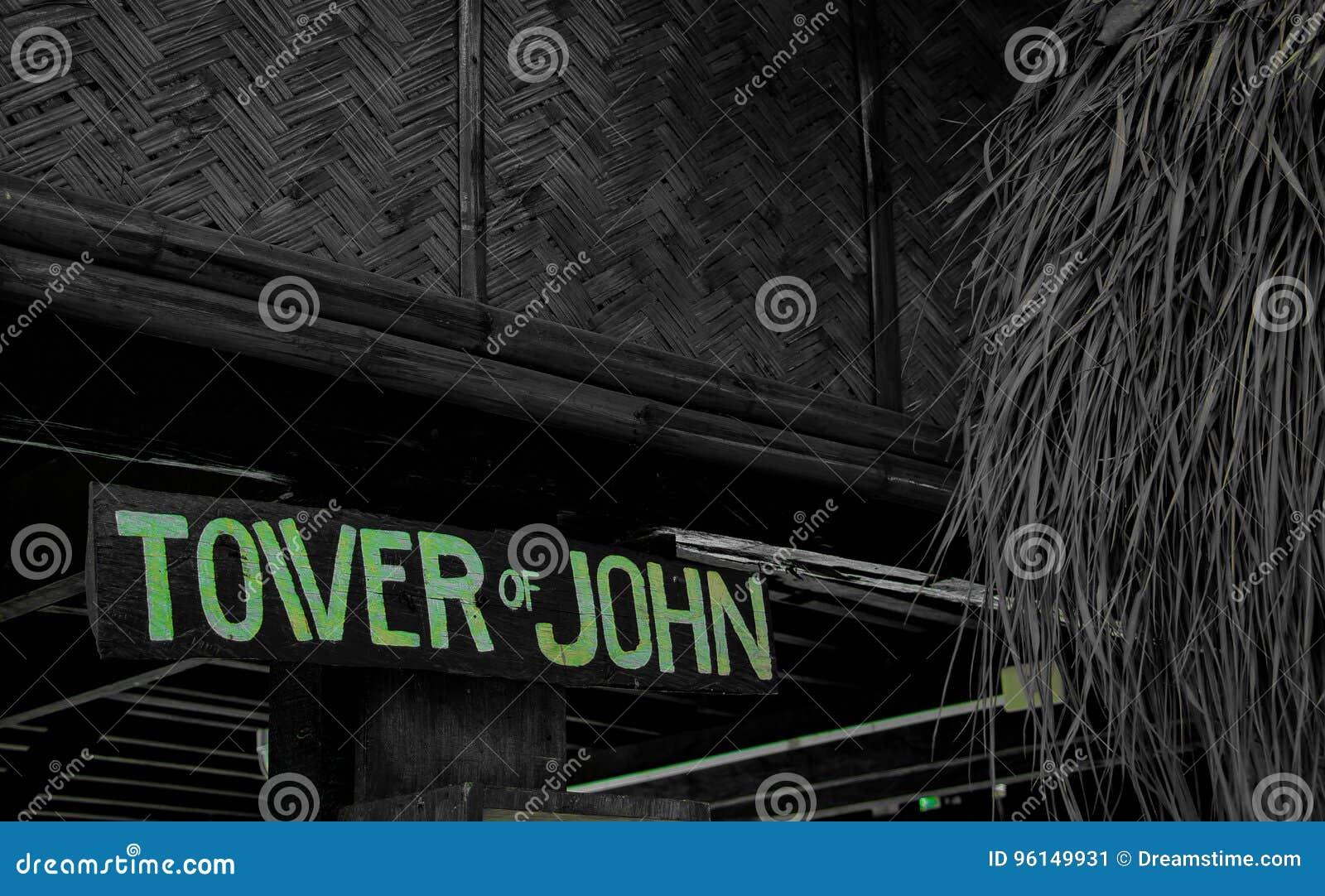 Turm von John