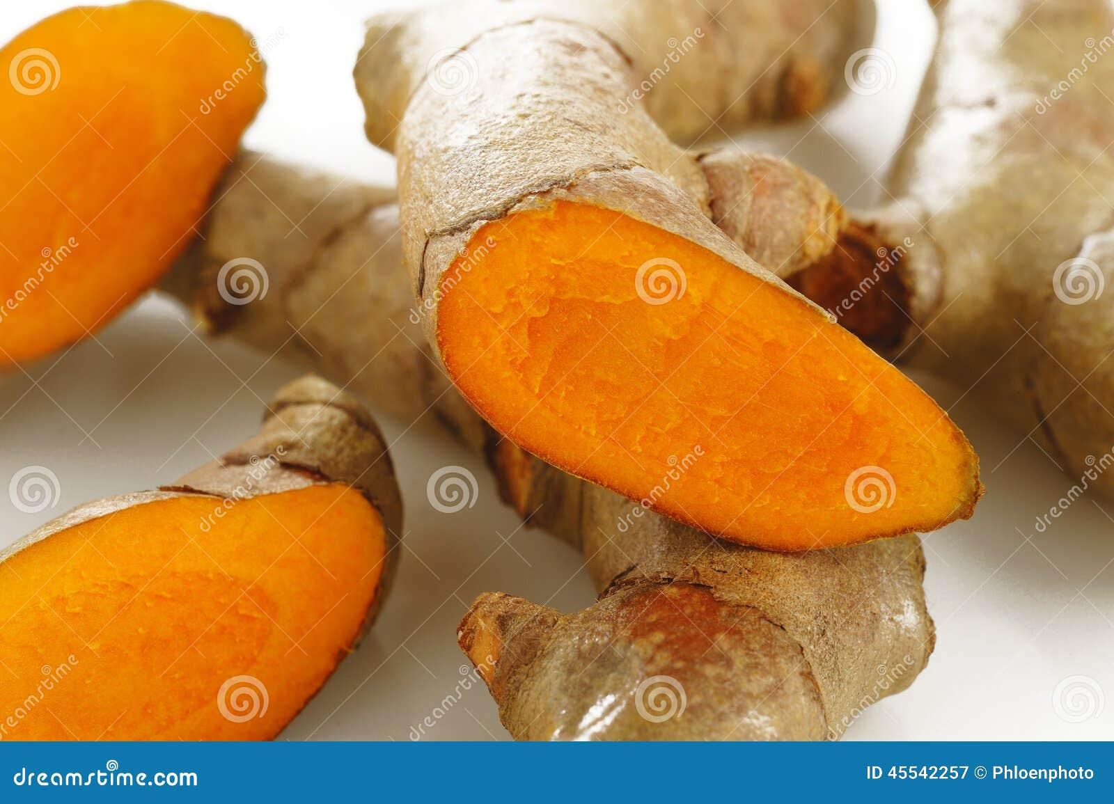 how to take turmeric root