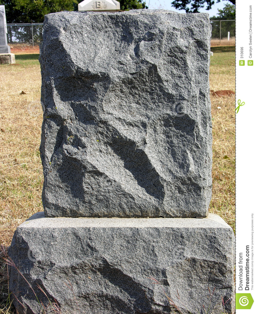 Turn of the Century Tombstone III