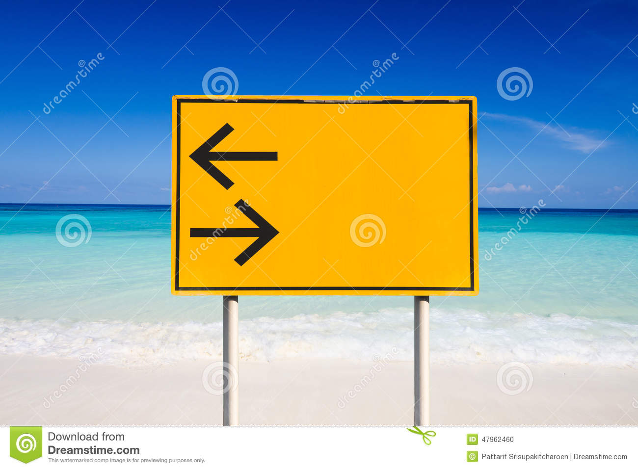 Turn Left At The Ocean