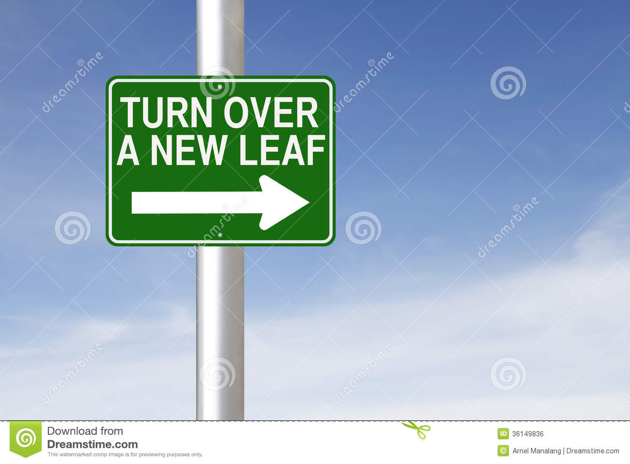 turning a new leaf Lyrics to turning a new leaf song by nazareth: dragged up, raised tough born a mistake learned fast the golden rule never give, just take did no fa.