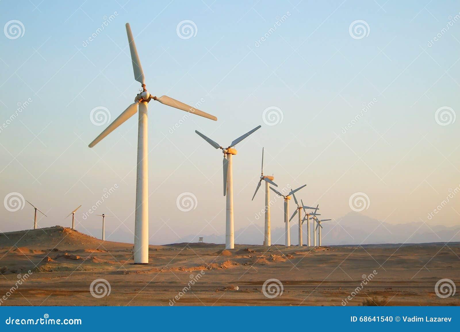 Turnbines wind