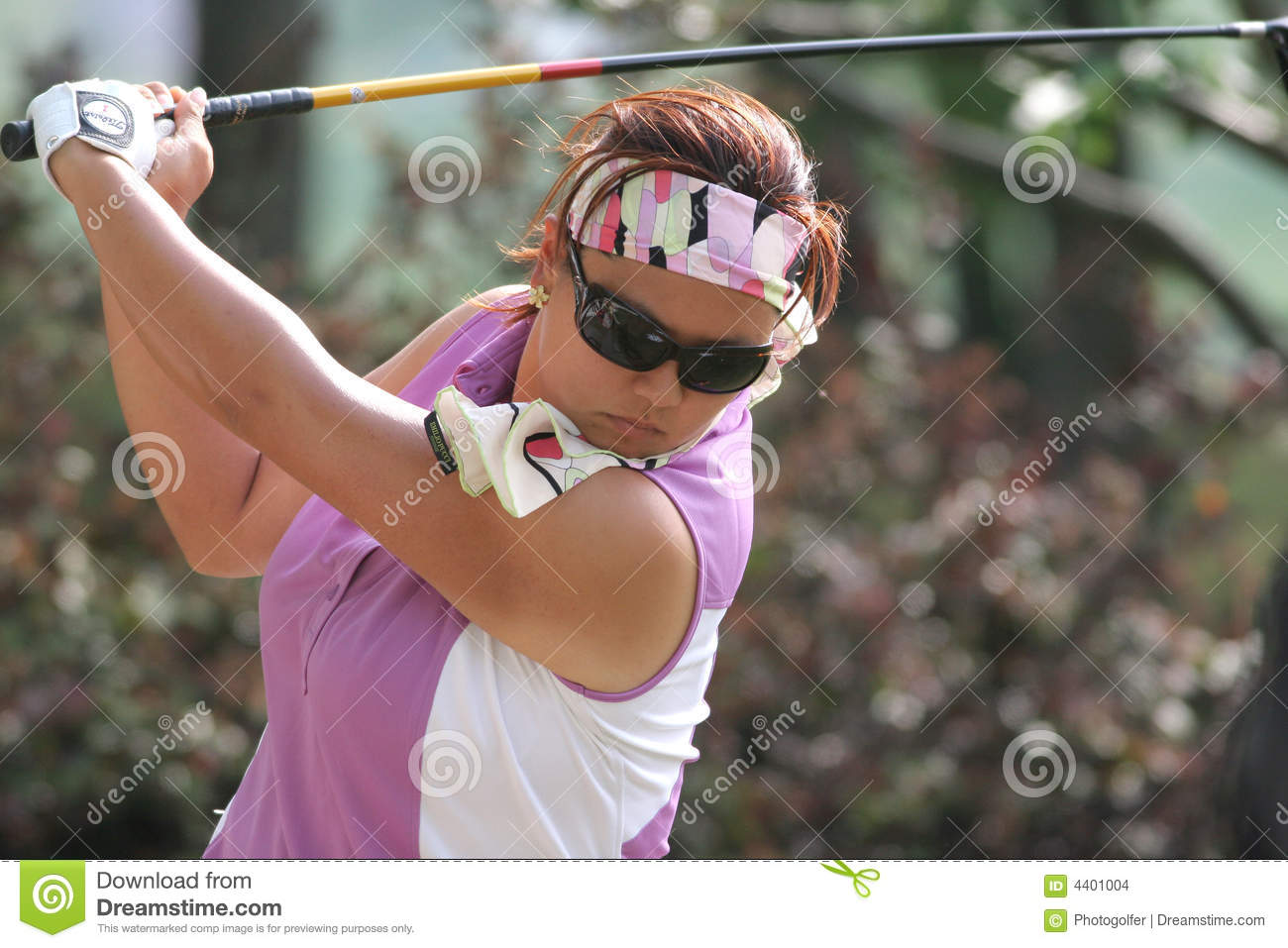 Turnerar den christina golfkim lpgaen 2006 stockbridge