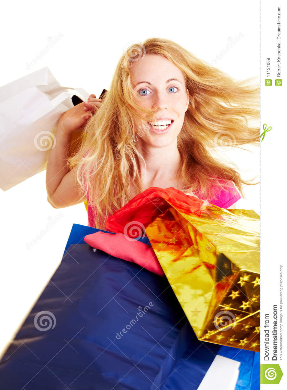 Turning and shopping