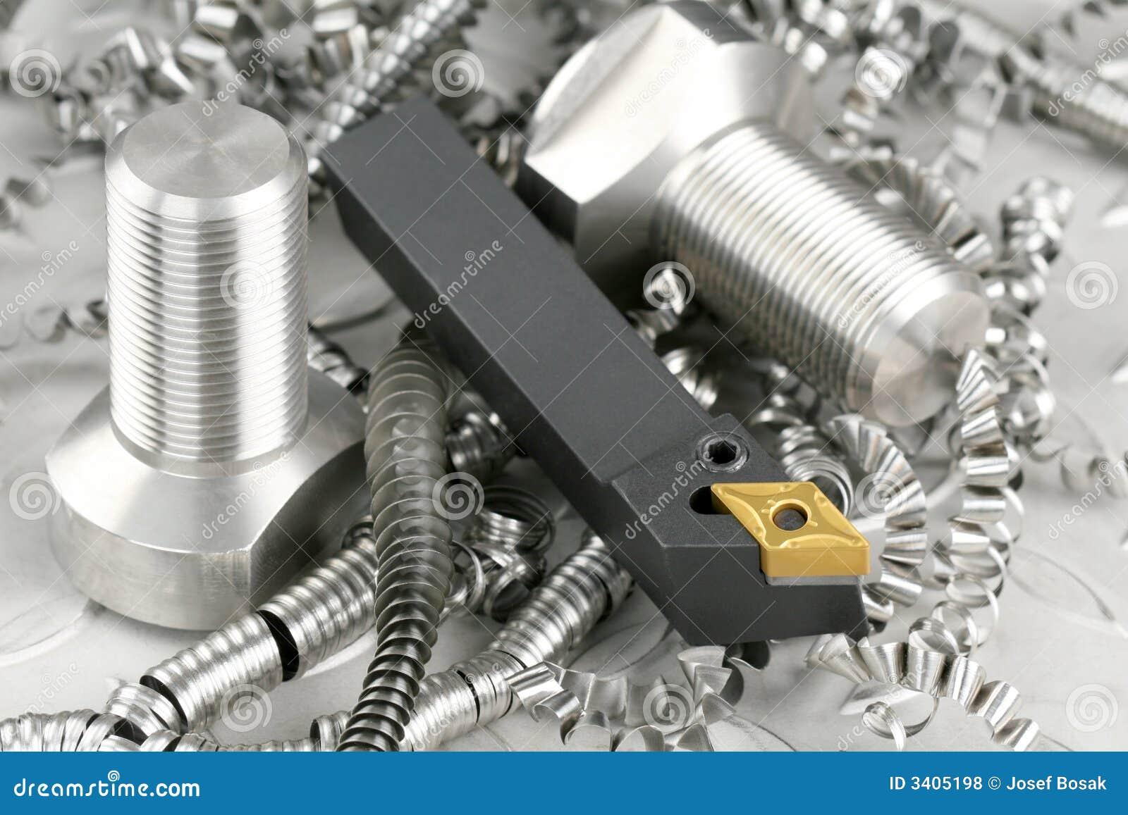 Turnings инструмента lathe