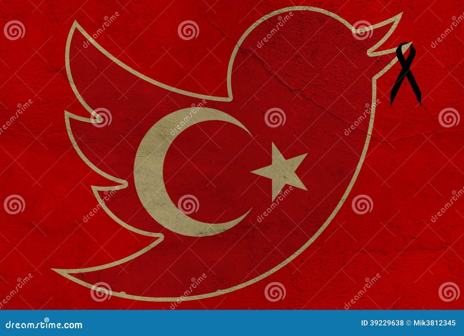 Turquía bloquea el gorjeo