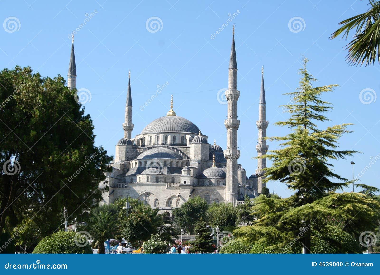 Turquia. Istambul. Mesquita azul