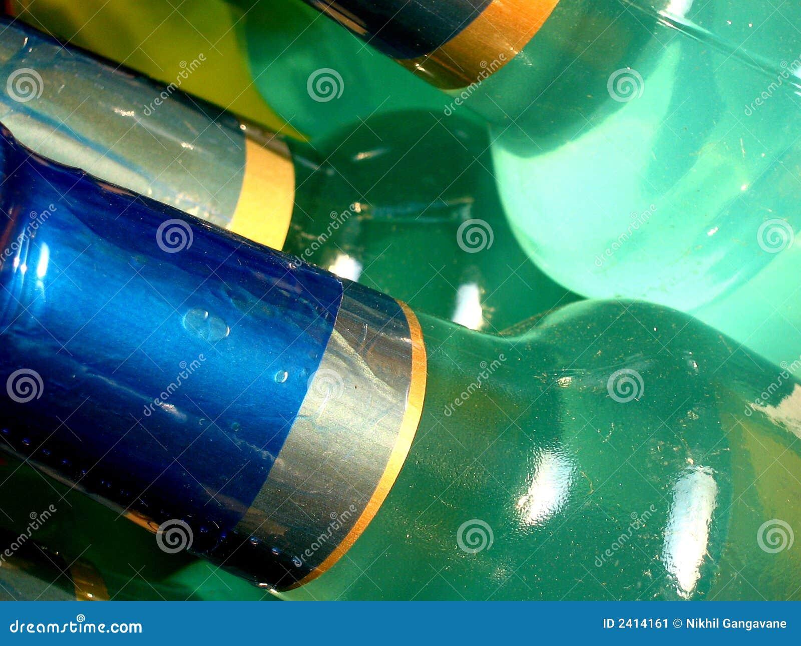 Turquoise Bottlenecks