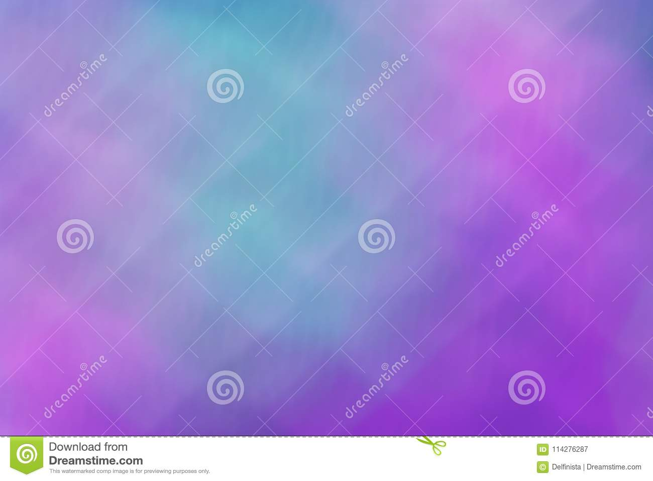 Turquoise Purple Blue Abstract Background High Tech Stock