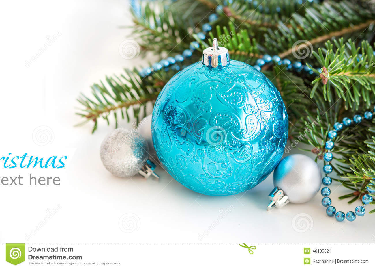 Background Border Christmas Silver Turquoise