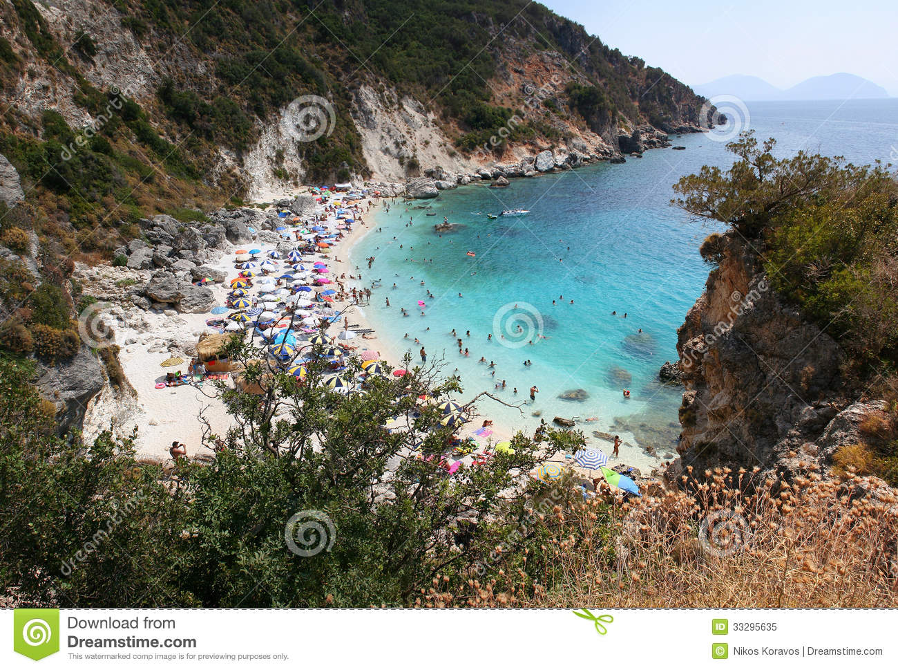 Turquoise Waters Royalty Free Stock Photo - Image: 33295635
