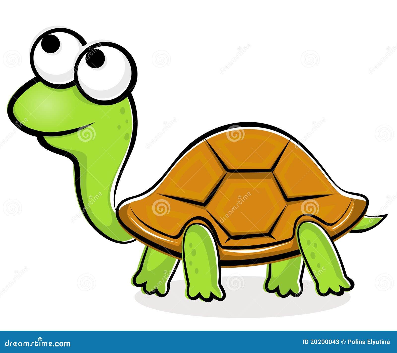 Turtle Cartoon Stock Photos - Image: 20200043