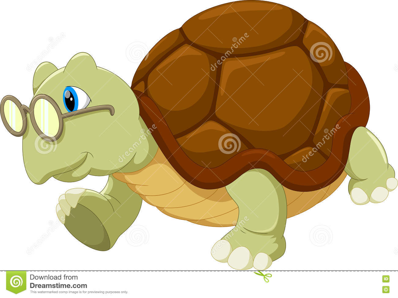 turtle wearing glasses stock illustration image of Turtle Shell Designs turtle shell clip art pattern
