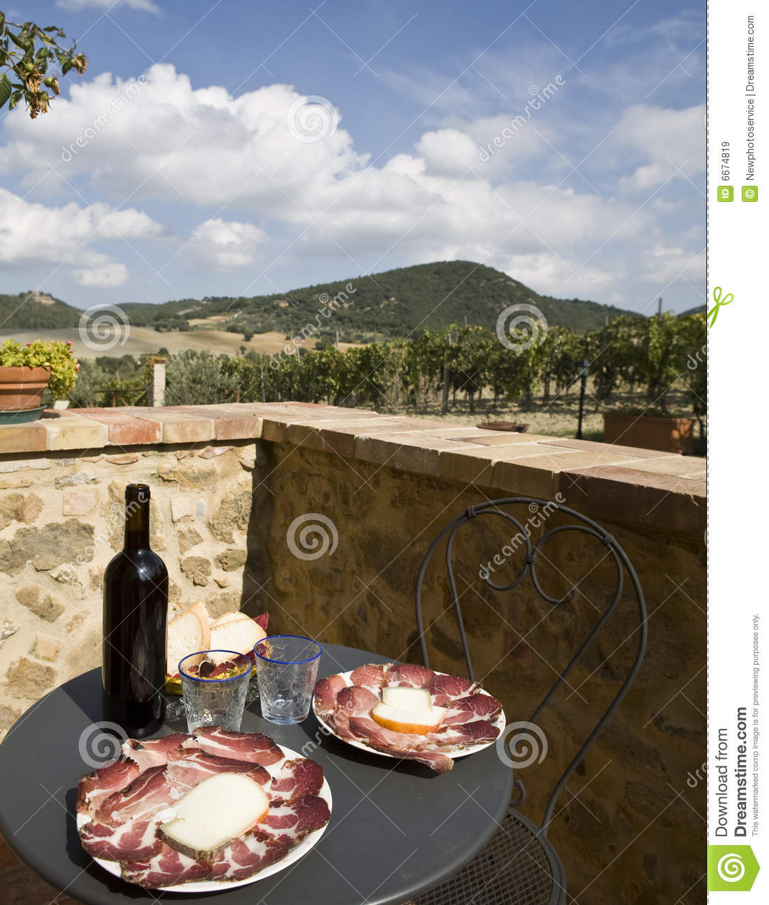 Tuscan Lunch