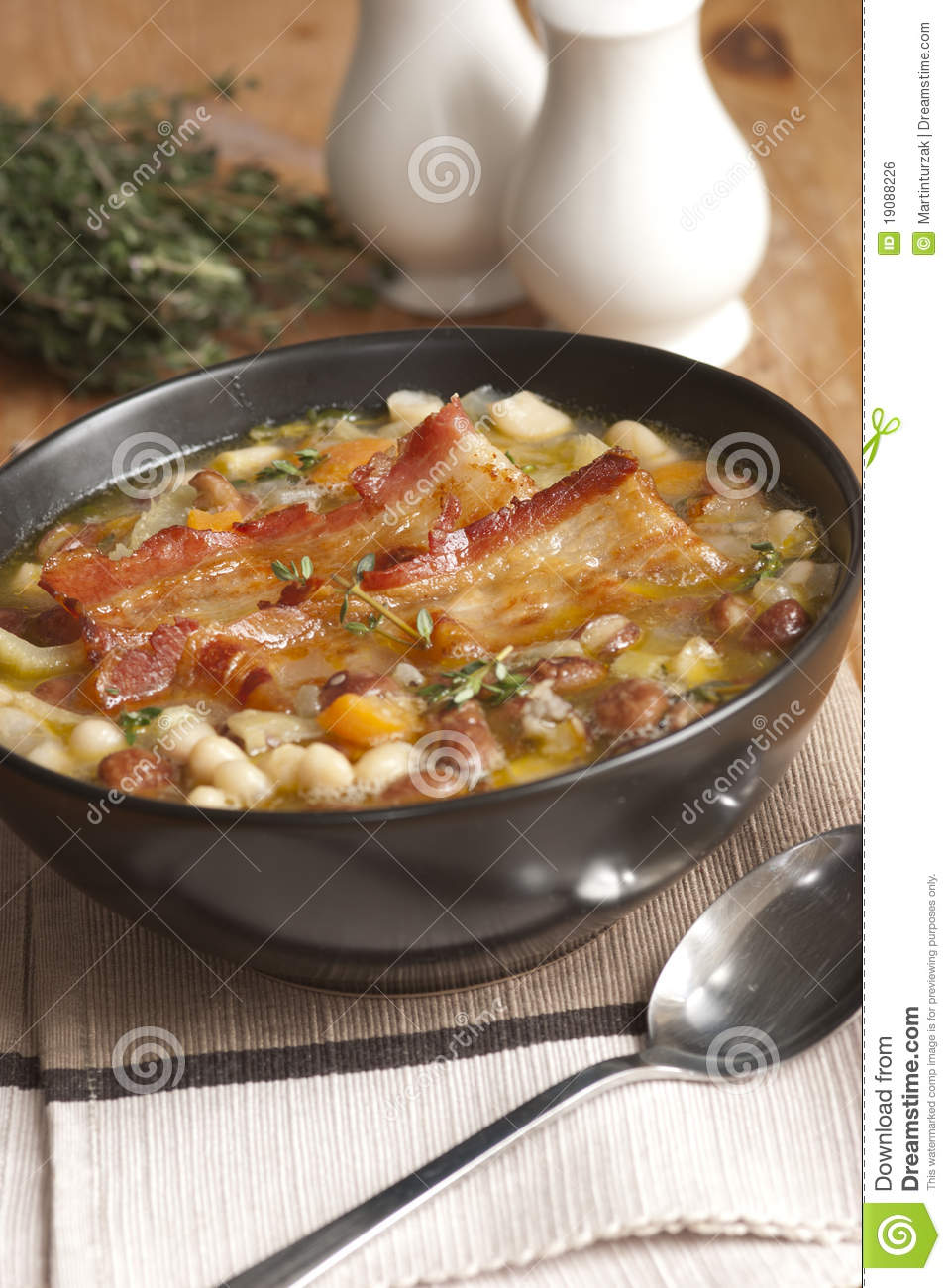 Tuscan Soup Royalty Free Stock Image - Image: 19088226