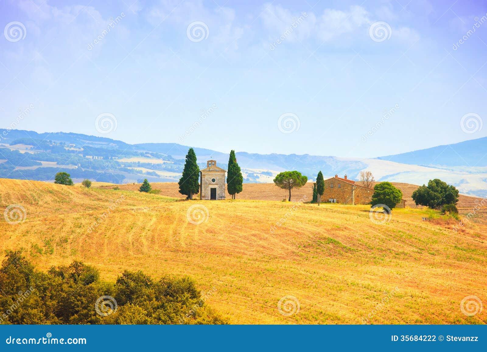 italian landscape with ox - photo #25