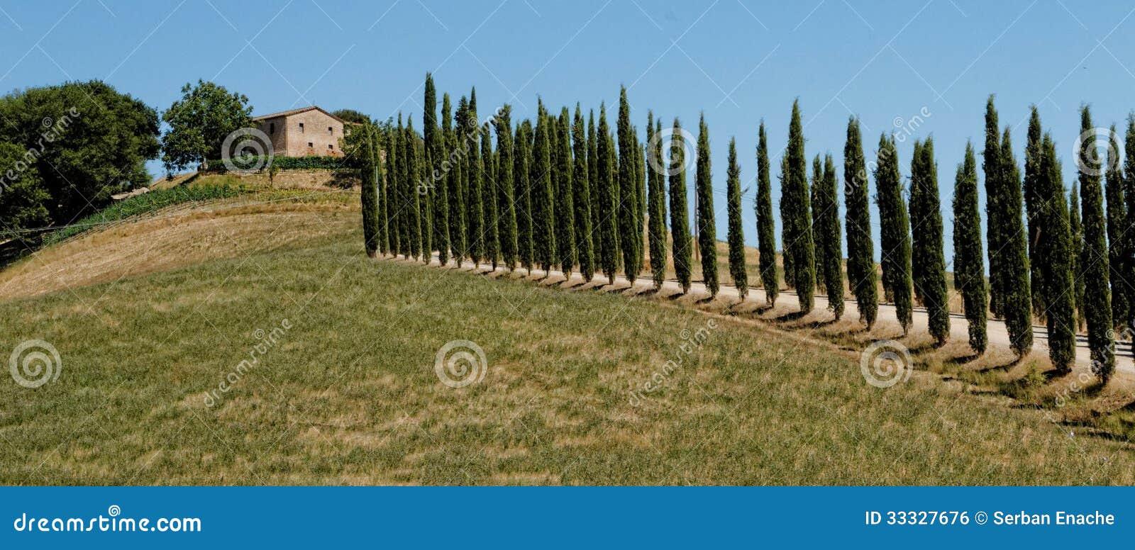 Tuscany willa