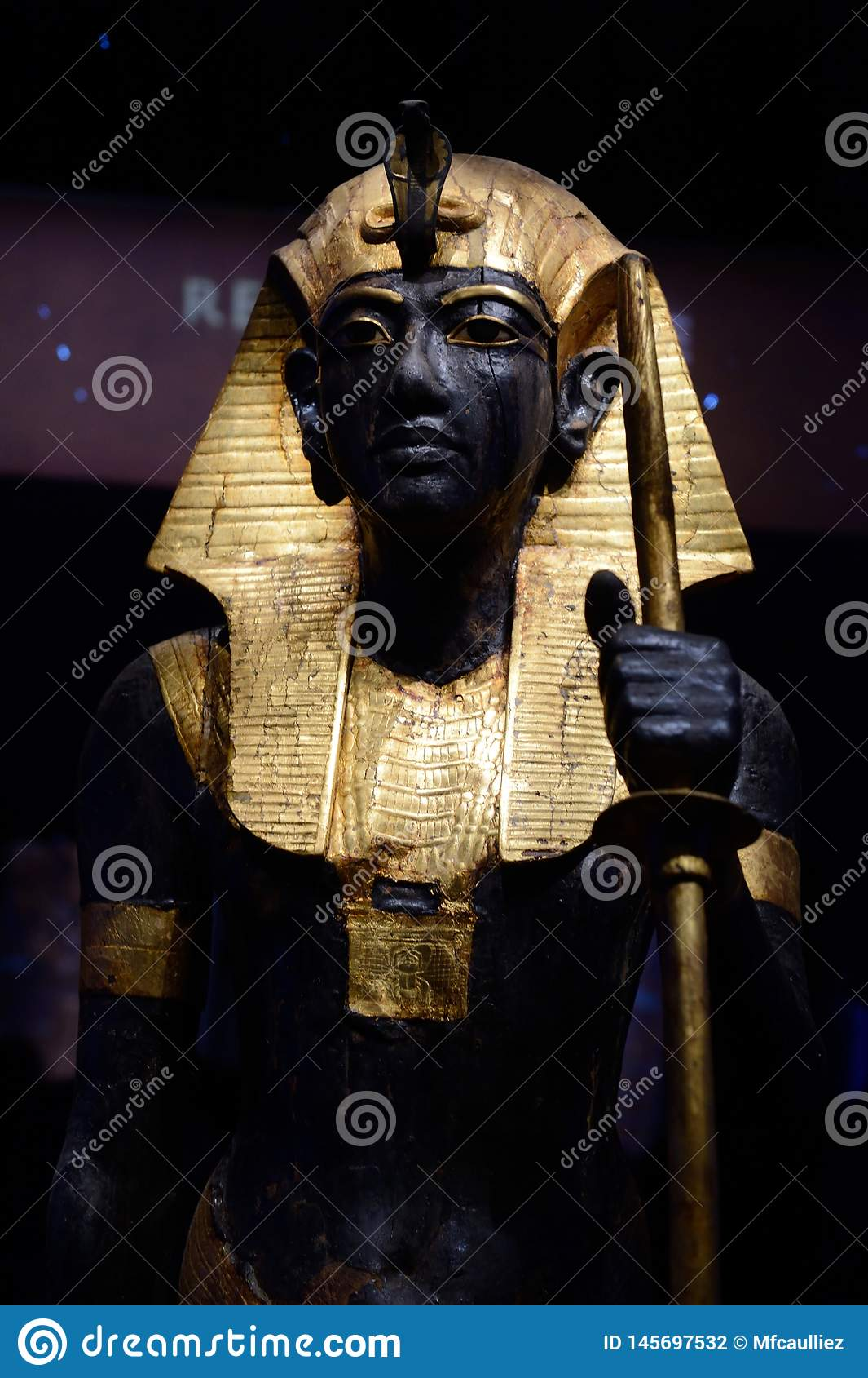 Tutanchamun Paris