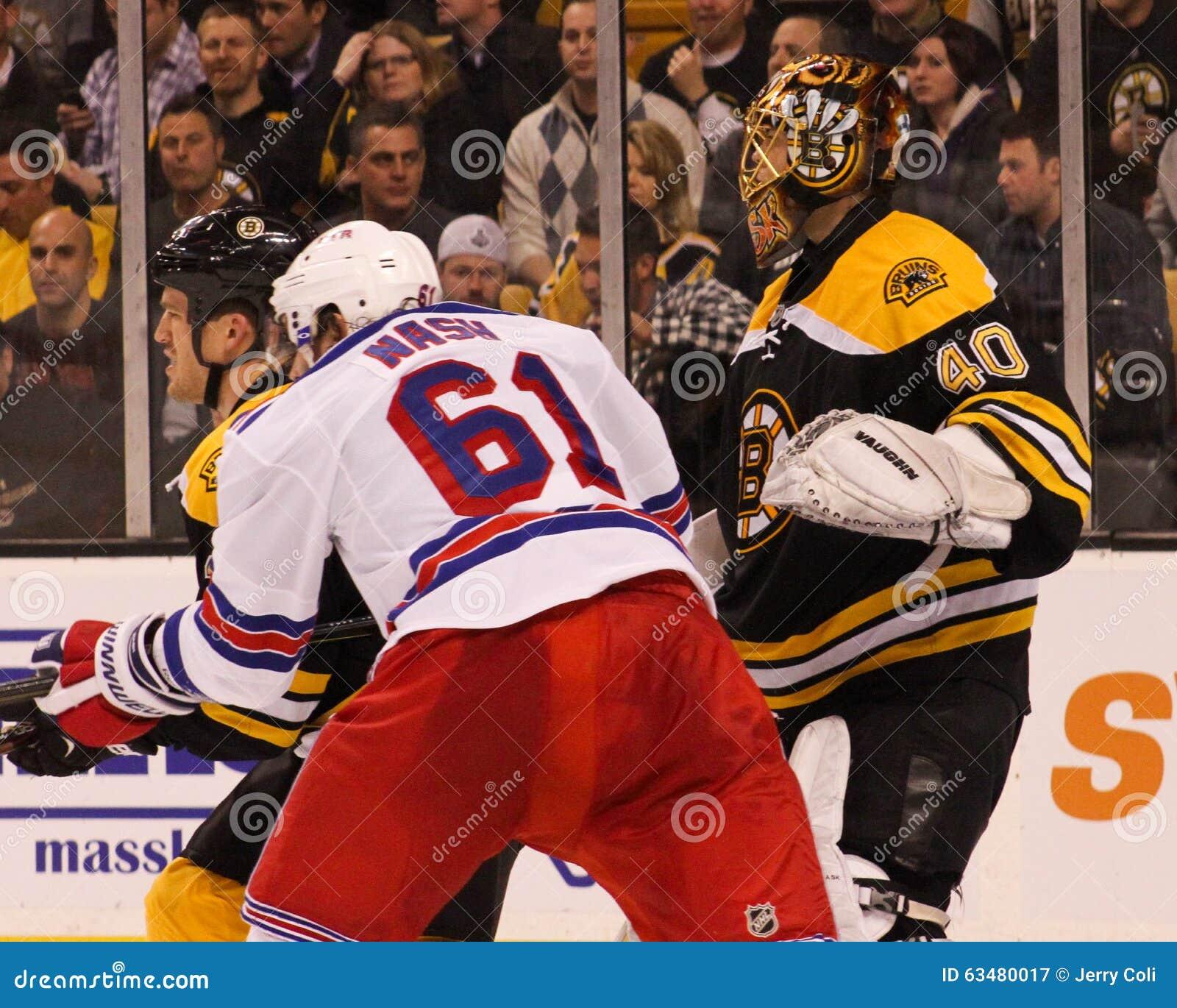 Tuukka Rask Boston Bruins Editorial Image