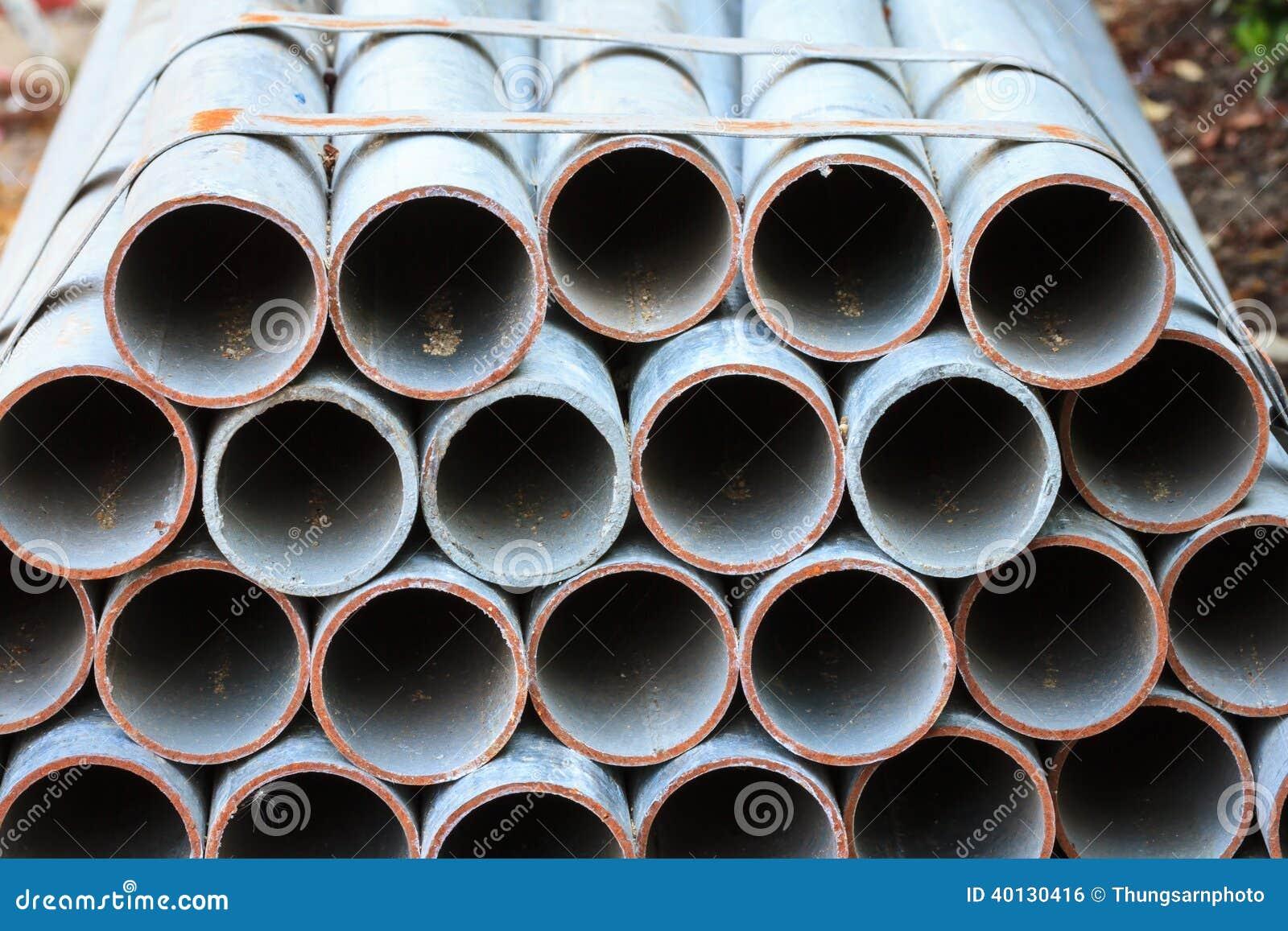 Tuyau d acier galvanisé