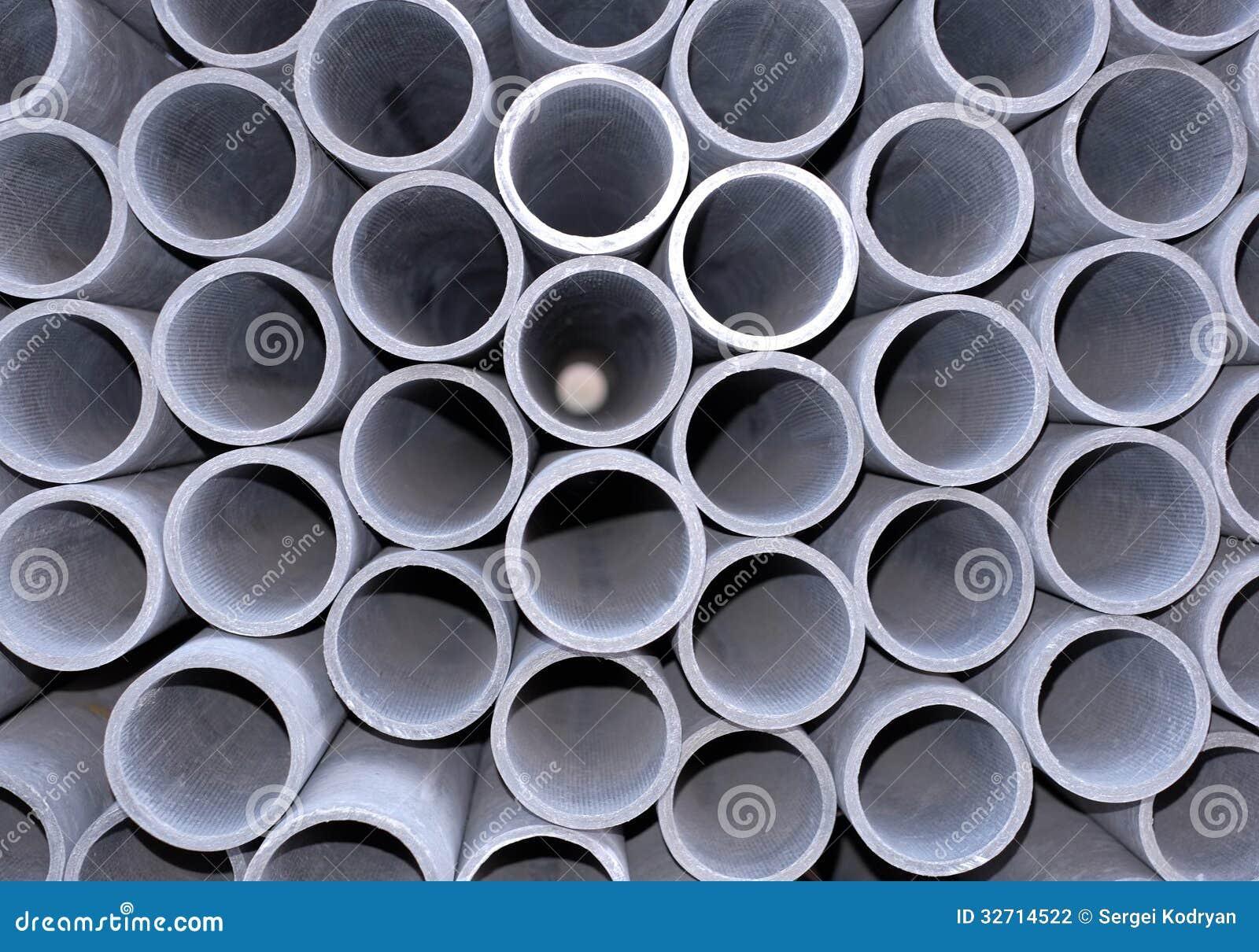 Tuyau de fibrociment photographie stock image 32714522 - Tuyau fibro ciment prix ...