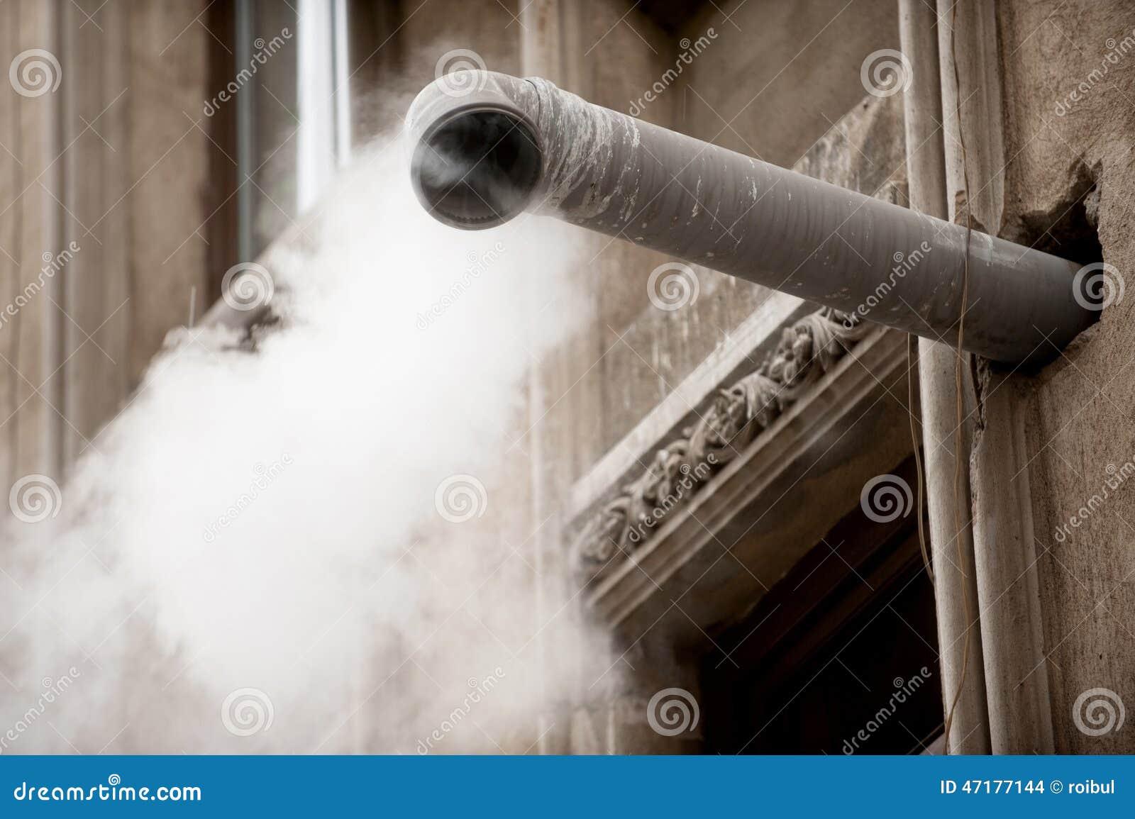 Tuyauterie de vapeur