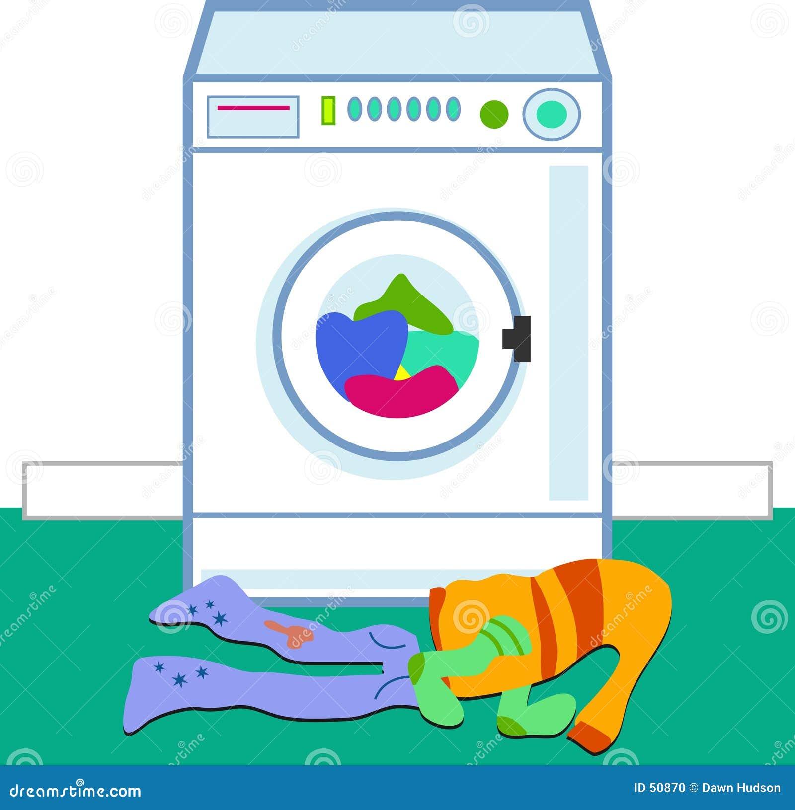 Tvätteri