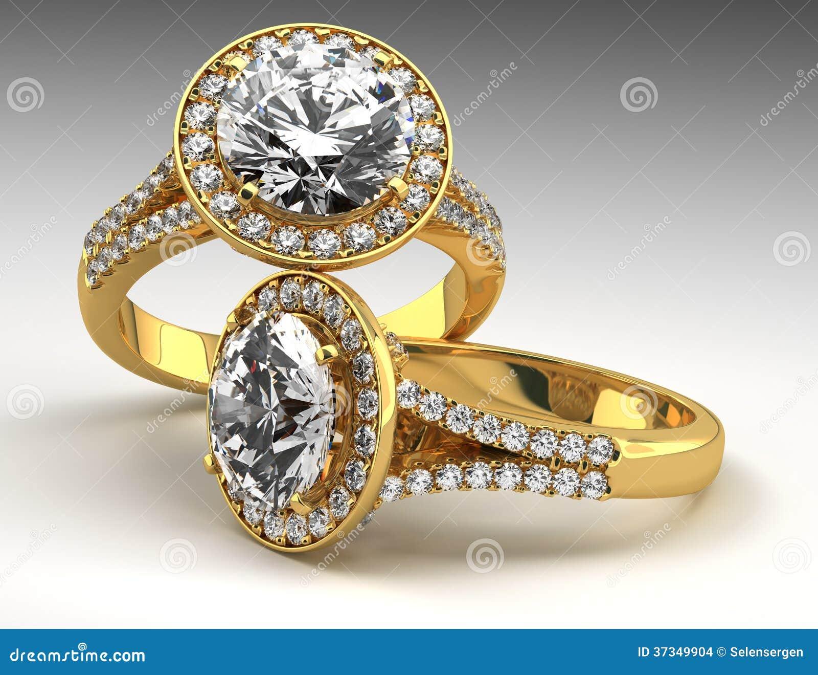 Två Diamond Rings