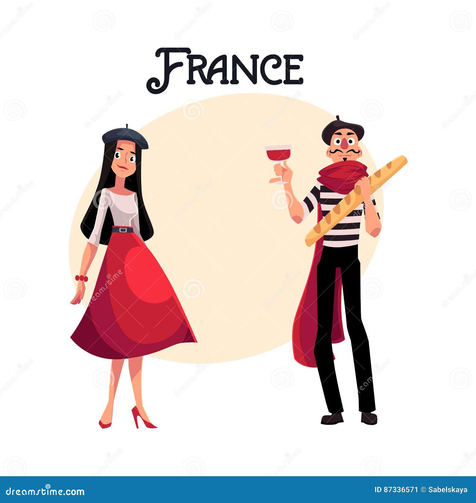 Dating fransk kvinna