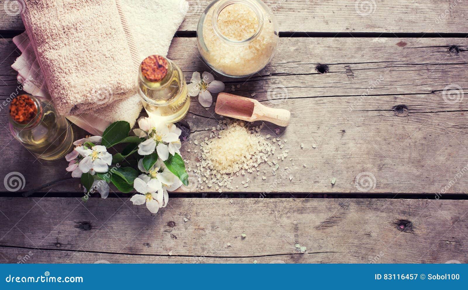 Tvål-, handduk- och blommasnowdrops